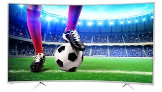 Wansa Curved Televisions